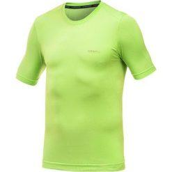 Koszulki sportowe męskie: Craft Koszulka męska Cool Seamless Short Sleeve limonkowa r. L/XL (1903788-2810)