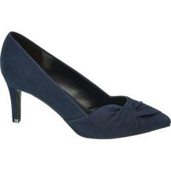 Szpilki: szpilki damskie Graceland niebieskie
