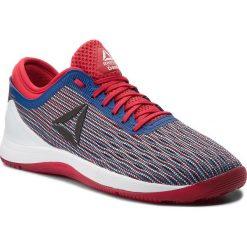 Buty Reebok - R Crossfit Nano 8.0 CN1044 Red/Royal/White. Szare buty do fitnessu damskie marki Reebok, z materiału. W wyprzedaży za 369,00 zł.