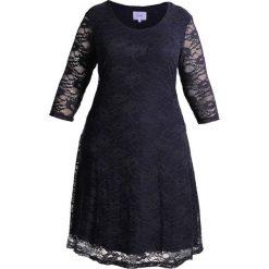 Sukienki hiszpanki: Zizzi DRESS Sukienka koktajlowa night sky