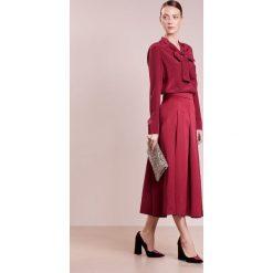Spódniczki trapezowe: Escada RAS Spódnica trapezowa black cherry