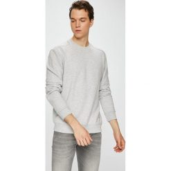 Lee - Bluza. Szare bluzy męskie rozpinane Lee, l, z bawełny, bez kaptura. Za 219,90 zł.