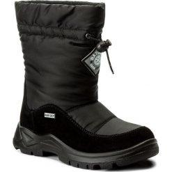 Buty zimowe chłopięce: Śniegowce NATURINO – Varna 0013001227.01.9100 Nero F. Do Nero D