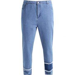 Boyfriendy damskie: Daisy Street Plus MOM Jeansy Relaxed Fit blue