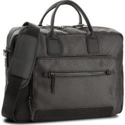 Torba na laptopa CLARKS - The Batch 261336510  Dark Grey. Czarne plecaki męskie marki Clarks, z materiału. W wyprzedaży za 289,00 zł.