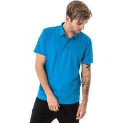 4f Koszulka męska polo H4L18-TSM015 niebieska r. XXL. Koszulki sportowe męskie 4f, l. Za 34,00 zł.