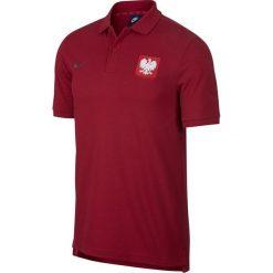 Koszulki do piłki nożnej męskie: Nike Koszulka męska Reprezentacji Polski Polo czerwona r. XXL (891482-608)
