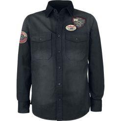 Volbeat EMP Signature Collection Koszula czarny. Czarne koszule męskie na spinki marki Cropp, l. Za 194,90 zł.
