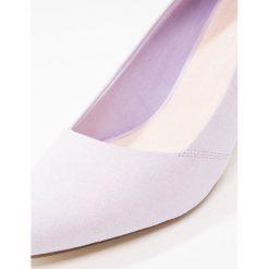 Buty ślubne damskie: Bianco Czółenka lilac