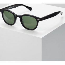Okulary przeciwsłoneczne damskie aviatory: Carhartt WIP WINDSOR Okulary przeciwsłoneczne black/shiny green