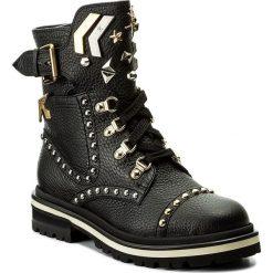 Trapery FABI - FD5086 Nero. Czarne buty zimowe damskie Fabi, ze skóry. W wyprzedaży za 1409,00 zł.