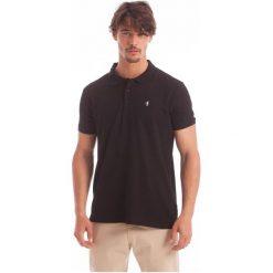 Polo Club C.H..A Koszulka Polo Męska Xl Czarna. Czarne koszulki polo Polo Club C.H..A, m. W wyprzedaży za 139,00 zł.