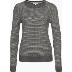 Marie Lund - Sweter damski, szary. Szare swetry klasyczne damskie Marie Lund, s, z dzianiny, z okrągłym kołnierzem. Za 179,95 zł.