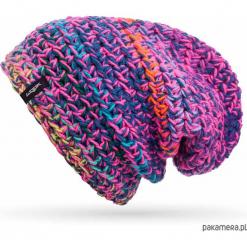 Handmade Czapka Krasnal | MANIA BEANIE. Fioletowe czapki zimowe damskie Pakamera. Za 130,00 zł.