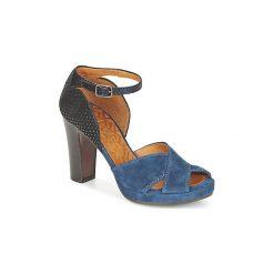 Sandały Chie Mihara  BESITO. Niebieskie sandały damskie Chie Mihara. Za 959,20 zł.