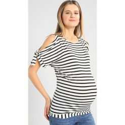 T-shirty damskie: Envie de Fraise APPOLINE Tshirt z nadrukiem off white/black