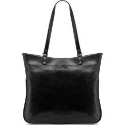 Torebka damska 35-4-048-1. Czarne torebki klasyczne damskie Wittchen. Za 1299,00 zł.