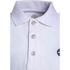Bluzki dziewczęce bawełniane: Timberland Koszulka polo blanc