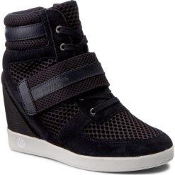 Sneakersy damskie: Sneakersy ARMANI JEANS – 925170 7P561 31835 Dark Navy