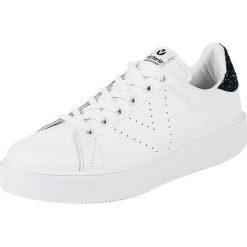 Buty sportowe damskie: Victoria Deportivo Piel Buty sportowe biały/czarny
