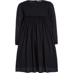 Sukienki dziewczęce z falbanami: Wheat DRESS MAGDA Długa sukienka blue graphite