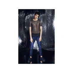 Jeansy UNIVERSUM z przetarciami |GRANATOWE|. Niebieskie jeansy męskie z dziurami MALE-ME. Za 279,00 zł.
