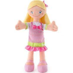 Przytulanki i maskotki: Lalka, przytulanka, Blondynka z niebieskimi oczami (64426)