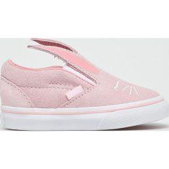 Buty sportowe dziewczęce: Vans – Tenisówki dziecięce Slip-On Bunny Cha