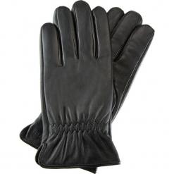 Rękawiczki męskie 39-6-703-1. Czarne rękawiczki męskie Wittchen. Za 159,00 zł.