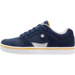Trampki męskie: DC Shoes COURSE 2 Buty skejtowe navy/yellow