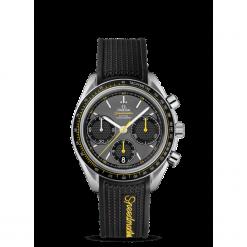 ZEGAREK OMEGA Speedmaster Racing 326.32.40.50.06.001. Szare zegarki męskie OMEGA, ze stali. Za 16100,00 zł.