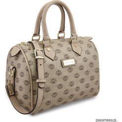Torebka na ramię PS TRAVEL Angel. Szare torebki klasyczne damskie Pakamera, ze skóry. Za 215,00 zł.