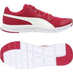 Buty sportowe damskie: Puma Buty damskie Flexrace różowo-białe r. 37.5 (360580 06)