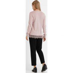 Swetry klasyczne damskie: Dorothy Perkins Petite JUMPER Sweter blush