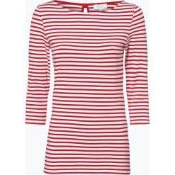 T-shirty damskie: ARMEDANGELS – Koszulka damska – Arja, czerwony