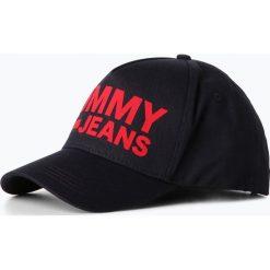Tommy Jeans - Męska czapka z daszkiem, niebieski. Niebieskie czapki z daszkiem męskie Tommy Jeans. Za 179,95 zł.