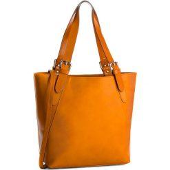 Torebka CREOLE - K10479 Koniak. Brązowe torebki klasyczne damskie Creole, ze skóry. W wyprzedaży za 229,00 zł.