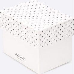 More - Stopki (6-pack). Białe skarpetki damskie marki MEDICINE, z bawełny. W wyprzedaży za 49,90 zł.