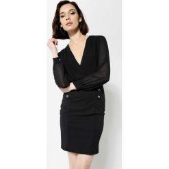 Czarna Sukienka Before You. Sukienki małe czarne marki other, uniwersalny. Za 89,99 zł.