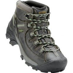 Buty trekkingowe damskie: Keen Buty trekkingowe damskie TARGHEE II MID WP RAVEN/OPALINE damskie TARGHMDII-WN-RVOP-41 – TARGHMDII-WN-RVOP