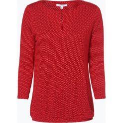 Opus - Koszulka damska – Saskia Little Dot, czerwony. Czerwone t-shirty damskie Opus, w kropki. Za 179,95 zł.