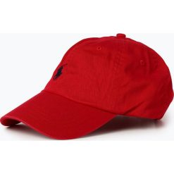 Polo Ralph Lauren - Męska czapka z daszkiem, czerwony. Czerwone czapki męskie Polo Ralph Lauren. Za 159,95 zł.