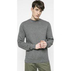 Tommy Hilfiger - Bluza Banton. Szare bluzy męskie rozpinane TOMMY HILFIGER, l, z bawełny, bez kaptura. W wyprzedaży za 299,90 zł.
