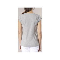 T-shirty z krótkim rękawem Emporio Armani  TAMWO. Szare t-shirty damskie Emporio Armani. Za 303,20 zł.
