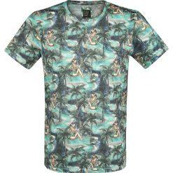 T-shirty męskie z nadrukiem: Khujo Tristan T-Shirt wielokolorowy