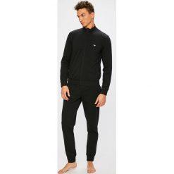 Emporio Armani - Piżama. Czarne piżamy męskie Emporio Armani, l, z bawełny. Za 499,90 zł.