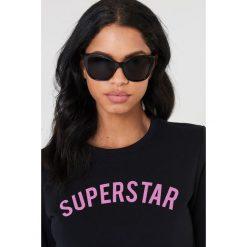 Okulary przeciwsłoneczne damskie: Cheap Monday Okulary przeciwsłoneczne Forever – Black