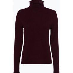 Marie Lund - Sweter damski z czystego kaszmiru, czerwony. Czerwone swetry klasyczne damskie Marie Lund, xl, z dzianiny. Za 499,95 zł.