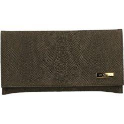 Torebka - MX2373 VIP AC. Żółte torebki klasyczne damskie Venezia, ze skóry. Za 149,00 zł.