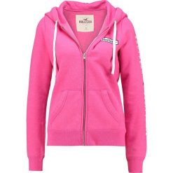 Bluzy damskie: Hollister Co. CORE Bluza rozpinana medium pink
